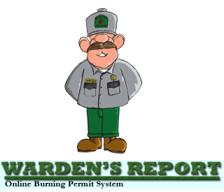 Warden's Report Logo